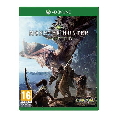 Monster Hunter : World - Xbox One- Only £41.99 @ Smyths