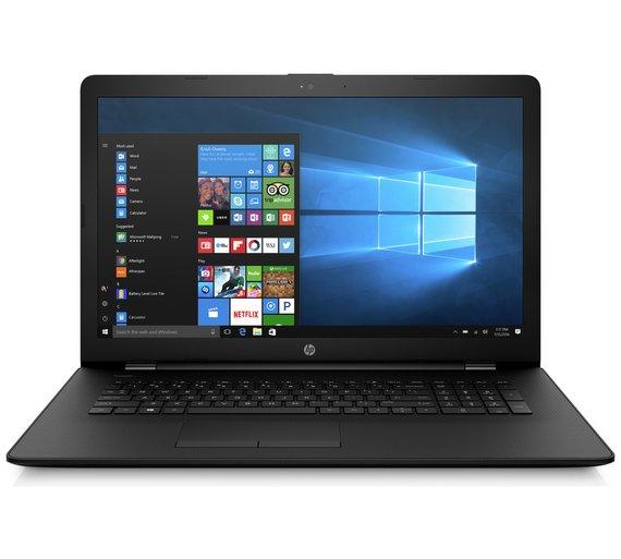 Seems like a decent deal? HP 17.3 Inch AMD A9 8GB 1TB Laptop - £449.99 @ Argos