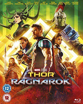 Thor Ragnarok  [DVD]  @ Amazon - £9.99 Prime / £11.98 non-Prime
