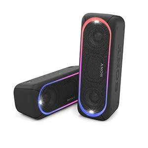 Sony SRS-XB30 Powerful Portable Wireless Speaker with Extra Bass and Lighting various colors £76 @ Amazon.de delivered