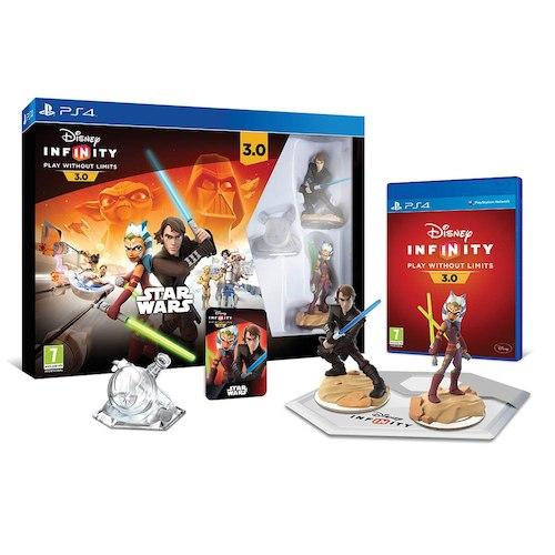 PS4 Disney Infinity 3.0 Star Wars starter pack £9.99 @ toysrus