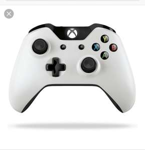 OFFICIAL XBOX ONE WIRELESS CONTROLLER - WHITE , £34.95 delivered @ thegamecollection