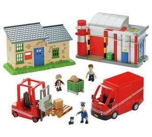 Postman Pat- world of Pat set £11.99 was £29.99 @ Argos