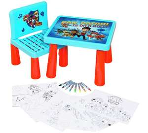 Paw Patrol sit & colour art bundle set £12.99 was £22.99 @ Argos