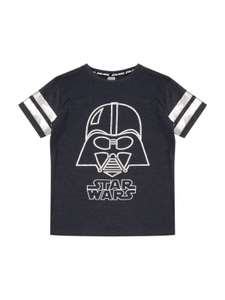 Star Wars Darth Vader childs T-shirt 1\2 price, now £3.50 @ peacocks (free c& c / £1.99 delivery)