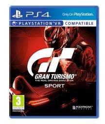 Gran Turismo Sport (PS4) £15.99 / Max: The Curse of Brotherhood (PS4) £11.99 Delivered (Preowned) @ Grainger Games