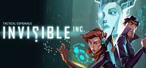 PC :- Invisible, Inc. £3.74 reduced from £14.99 ( A turn-based stealth strategy game with a cyberpunk spin ) ** Direct with Steam **