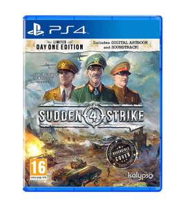 Sudden Strike 4 - Limited Day One Edition (PS4) for £19.99 delivered @ Base