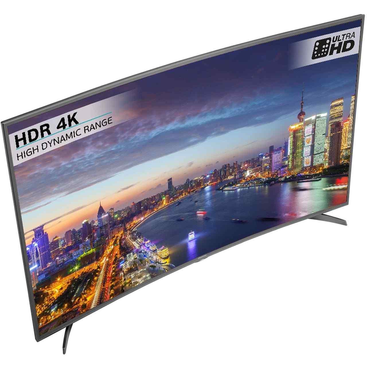 10% off £40 orders - AO/eBay (Hisense H49N6600 49 Inch 4K Curved Smart LED TV - £350.10 / Toshiba 55U6763DB 55 Inch Smart LED 4K TV - £386.10)