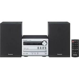 Panasonic SC-PM250BEBS 20 Watt Mini DAB Bluetooth Hi-Fi System Silver @ AO Ebay £67.50