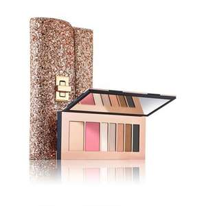 Estée Lauder - Ready to Glow' make up gift set with Rose Gold Clutch £26.75 + Free Delivery with code SH4Z at Debenhams