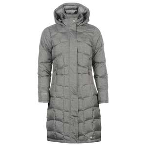 Karrimor Long Down Jacket Ladies Sports Direct for £57.99 delivered