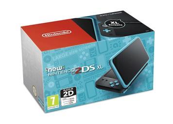 Nintendo 2DS XL Console Black and Turquoise £109.99 @ GraingerGames