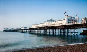 Brighton: 1 Night for Two with Breakfast just £20.82pp @ Groupon (Ends midnight)