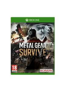 Metal Gear Survive (Xbox One / PS4) £19.99 at Base