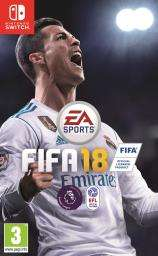 Fifa 18 [Switch] £19.99 @ GraingerGames