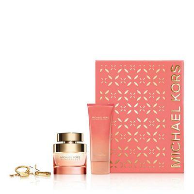 Michael Kors - 'Wonderlust' eau de parfum gift set & Free Delivery at Debenhams for £45.33