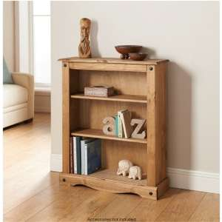 Rio Bookcase 3 Shelf £59.99 B&M