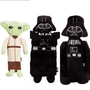 Various Star Wars Dog Toys - B&M for £3.99