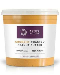 4kg peanut butter £14.98 delivered.