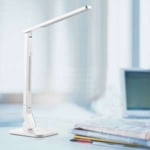 TaoTronics LED Desk Lamp with USB Charging Port, 4 Lighting Mode with 5 Brightness Levels, Timer, Memory Function £17.99 Delivered via Sunvalleytek-UK / Fulfilled by Amazon.