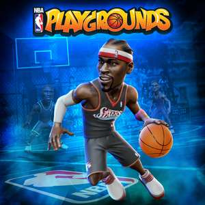 50% off for NBA playground on switch eshop £8.99
