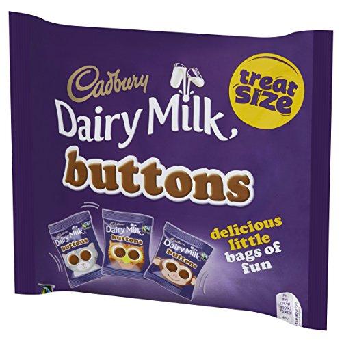 Cadbury Dairy Milk Buttons Chocolate Treatsize Bag, 170 g, Pack of 12 £9.41 Amazon Prime