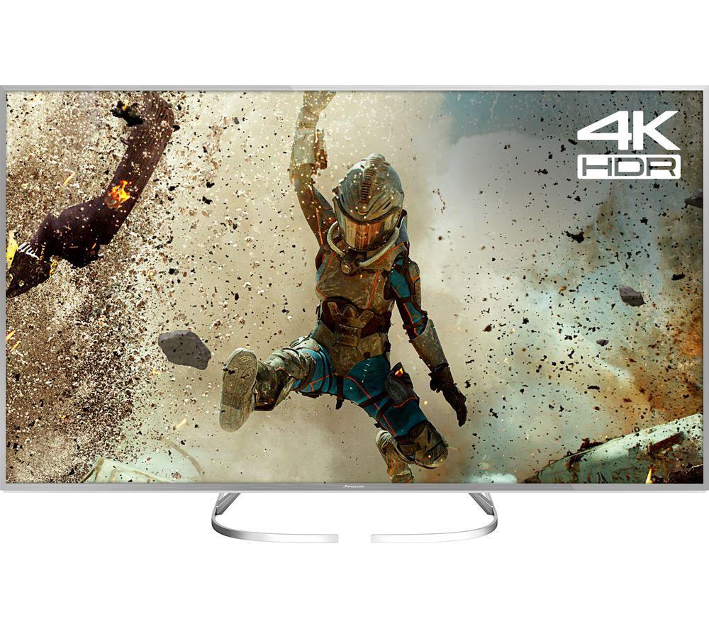 Panasonic TX-50EX700B EX700 50 Inch Smart LED TV 4K Ultra HD Freeview HD 3 HDMI at AO/Ebay for £449