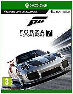 Forza Motorsport 7 (Xbox One) £19 / The Evil Within 2 (PS4) £12.63 / Middle-earth: Shadow of War (PS4) £21.63 Delivered (Like New) @ Boomerang via Amazon