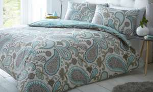 £5 duvet sets + £1.99 delivery @ Groupon