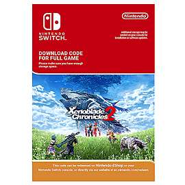 Xenoblade Chronicles 2 (Switch) - Digital Download £26.99 @ Game