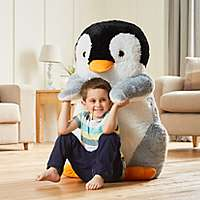 Kid Connection Giant Penguin - 90 cm + £2.95 Delivery @ Asda