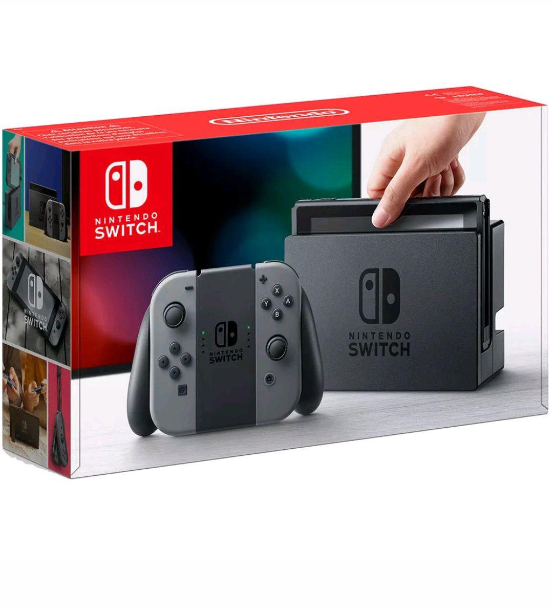 Brand New Nintendo switch with 12 month warranty £250 plus £3 postage @ Tesco Ebay
