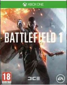 Grainger games in-store battlefield 1 ps4 & Xbox 1 £8 instore @ Grainger Games