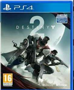 Grainger games in-store Destiny 2 (pre-owned) ps4 £10