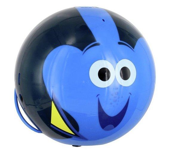 Disney Finding Dory Portable Speaker - Blueby £8.99 @ Argos