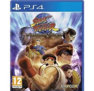 Street Fighter 30th Anniversary Collection (PS4/XB1) £23.85 @ Base