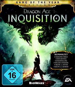 [Origin] Dragon Age: Inquisition: Game of the Year Edition - £4.40 - Amazon.de