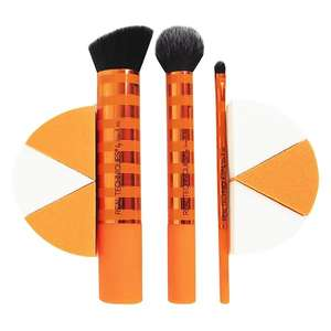 Real Techniques Fresh Faced Favourites make up brushes £7.49 @ Superdrug
