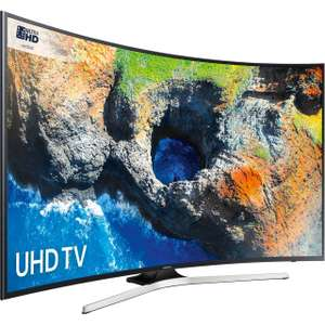 Samsung UE49MU6220 49 Inch Curved Smart LED TV 4K Ultra HD TV Plus 3 HDMI for £440.10 delivered @ AO Ebay