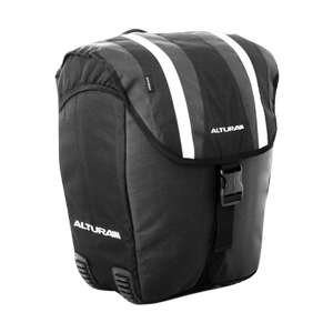 Altura Dryline Pannier grey/black 50% off and free online delivery £32.49 - Edinburgh Bicycle