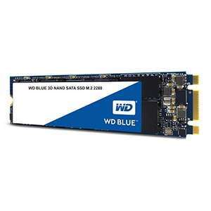 Western Digital 500 GB 3D NAND SATA Internal Solid State Drive - £126.98 @ Amazon