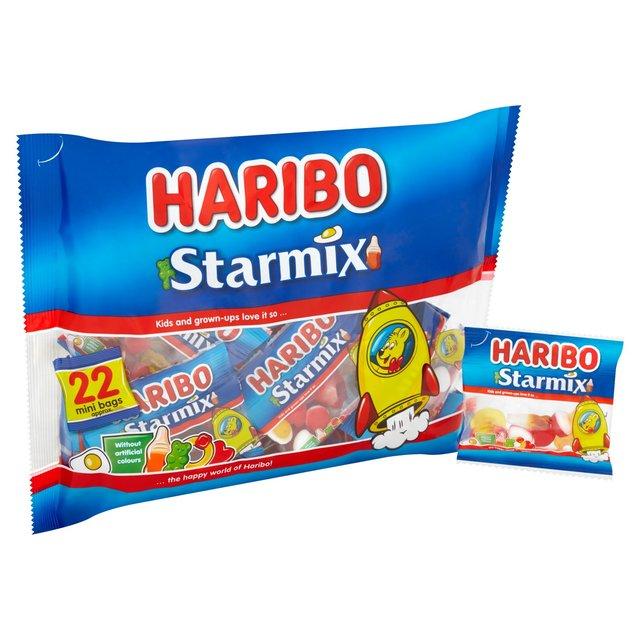 Haribo Starmix 352G 22 packs only £1 Tesco in store