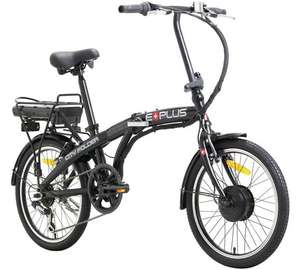 E-Plus 20 Inch Folding Electric Bike £449.99 Argos collect only