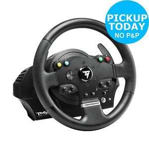 Thrustmaster TMX Force Feedback Wheel for Xbox One/PC £139.99 @ Argos on Ebay