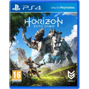 Horizon Zero Dawn for PlayStation 4 £18.00 @AO.COM + free next day delivery