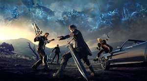 Final Fantasy XV Windows Edition DEMO Free