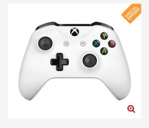 White Xbox One Wireless Controller, £39.99 delivered @ 365games
