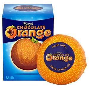 Terrys chocolate orange £1 instore at Tesco