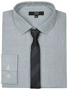 Shirt and tie set 17, 17.5 , now £5 @ Asda George